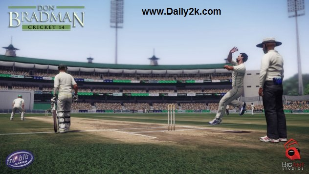 Don Bradman Cricket 14 Daily2k