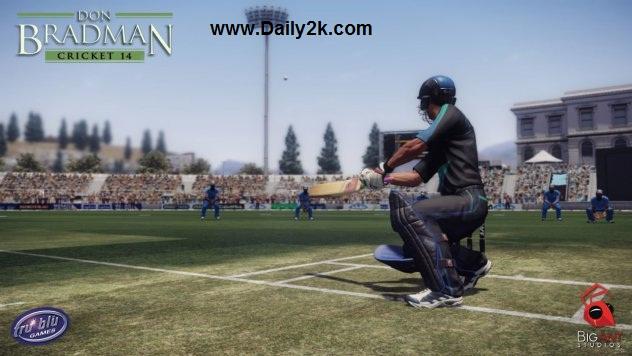 Don Bradman Cricket 14 [LATEST] Free PC Daily2k