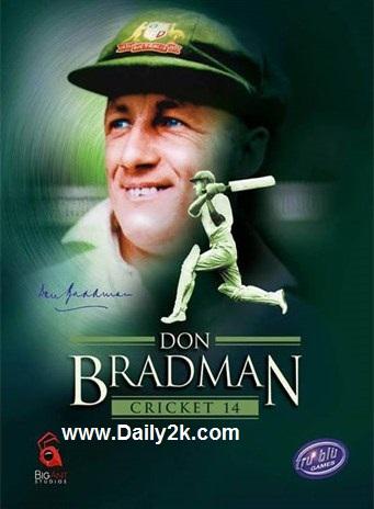 Don Bradman Cricket 14 [LATEST] Free PC Game Daily2k
