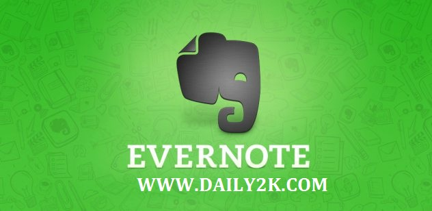 EverNote Premium 7.4 Crack APK -Daily2k
