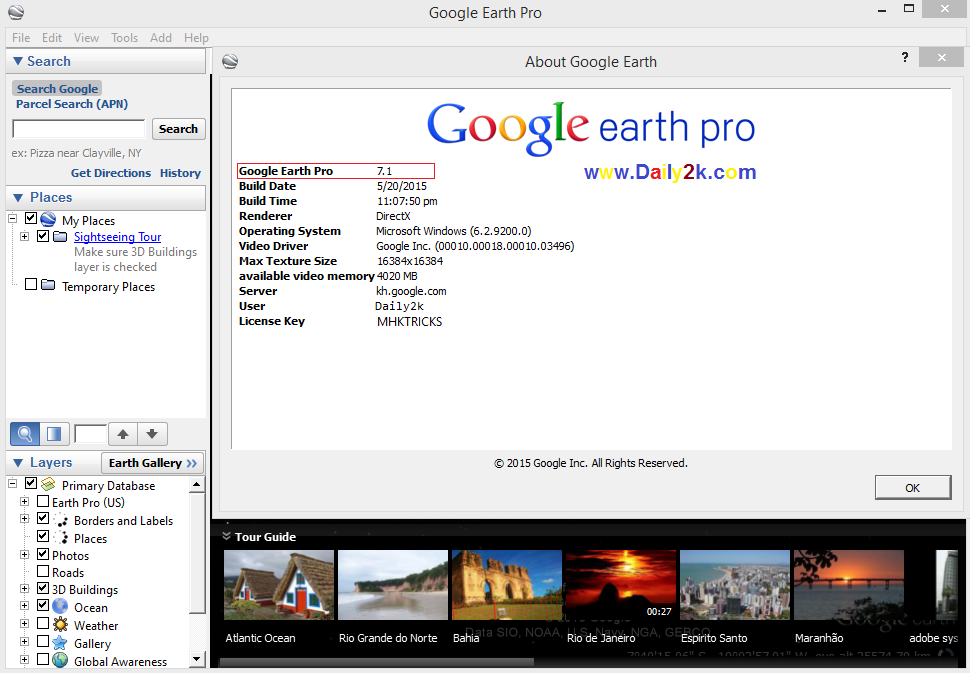 Top 10 Punto Medio Noticias | Google Earth Pro Full 2019 Gratis