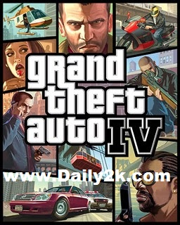 Grand Theft Auto IV Complete-Daily2k