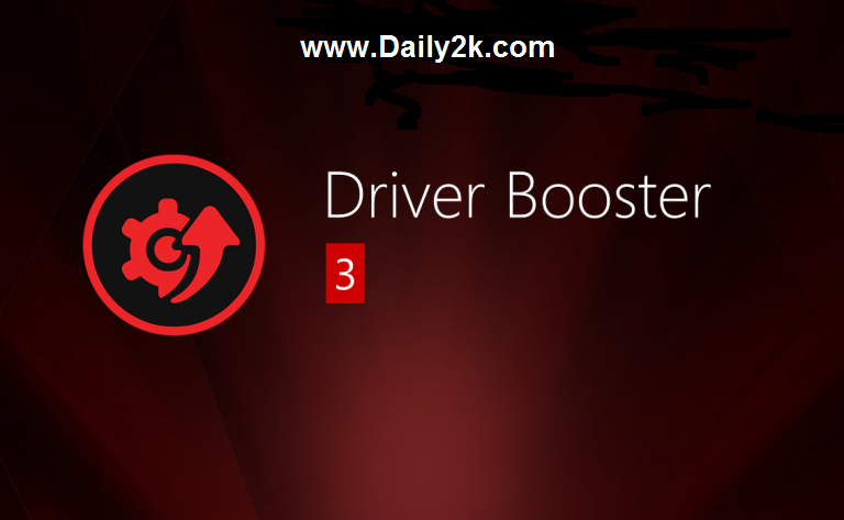 IObit Driver Booster 3 Serial Daily2k
