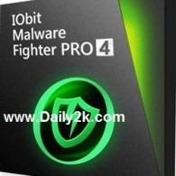 Iobit Malware Fighter Pro 4 License Key 2016 Full Free Download Here