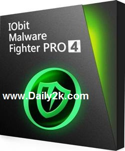 Iobit Malware Fighter Pro 4-Daily2k