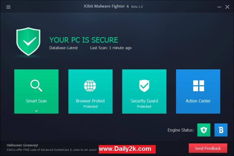 Iobit Malware Fighter Pro-daily2k
