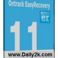 Ontrack EasyRecovery Enterprise 11 Keygen Latest Update Full Download