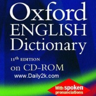 Oxford Dictionary 11th Edition Crack Portable Free Full Download HeRe