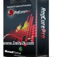 RegCure Pro 3.1.0 Crack And Patch Download Free Latest Here!