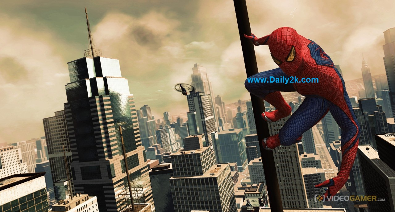 The Amazing Spider-Daily2k