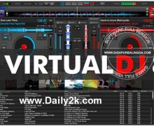 Virtual DJ Pro 8.1.2 Crack Free Download Latest is Full version