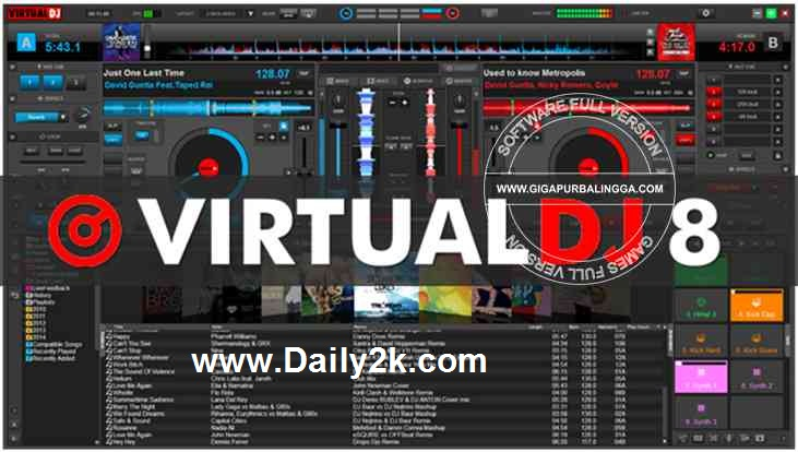 Virtual DJ Pro 8.1.2 Crack Free Virtual DJ Pro 8.1.2 Crack Free Doqnload Latest is Full version