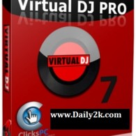 VirtualDJ Pro 7  Serial Number + Crack Latest Download Full Version