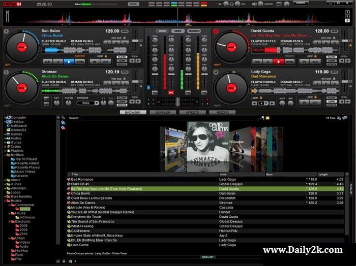 VirtualDJ Pro-daily2k
