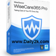 Wise Care 365 Crack And Keygen Full Free Download Here!