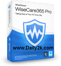 Wise Care 365 Crack-Daily2k