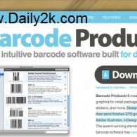 Barcode Producer Activation Code And Crack Full Free Download