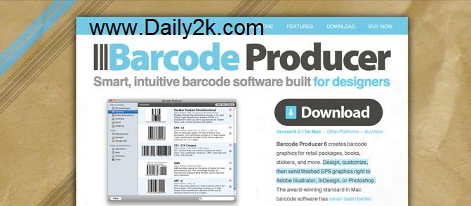 Barcode Producer Activation Code And Crack Full Free Download Daily2k