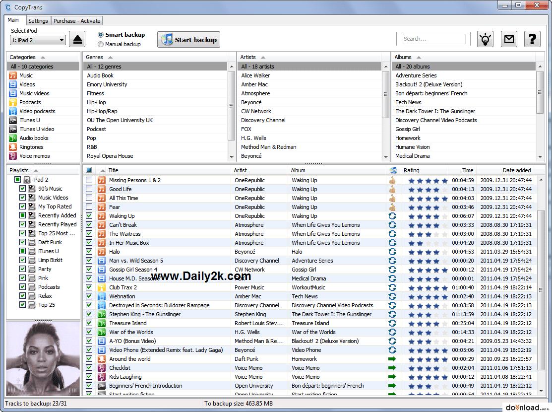 CopyTrans 4.842 Keygen + Crack Free Download Latest Is Here !