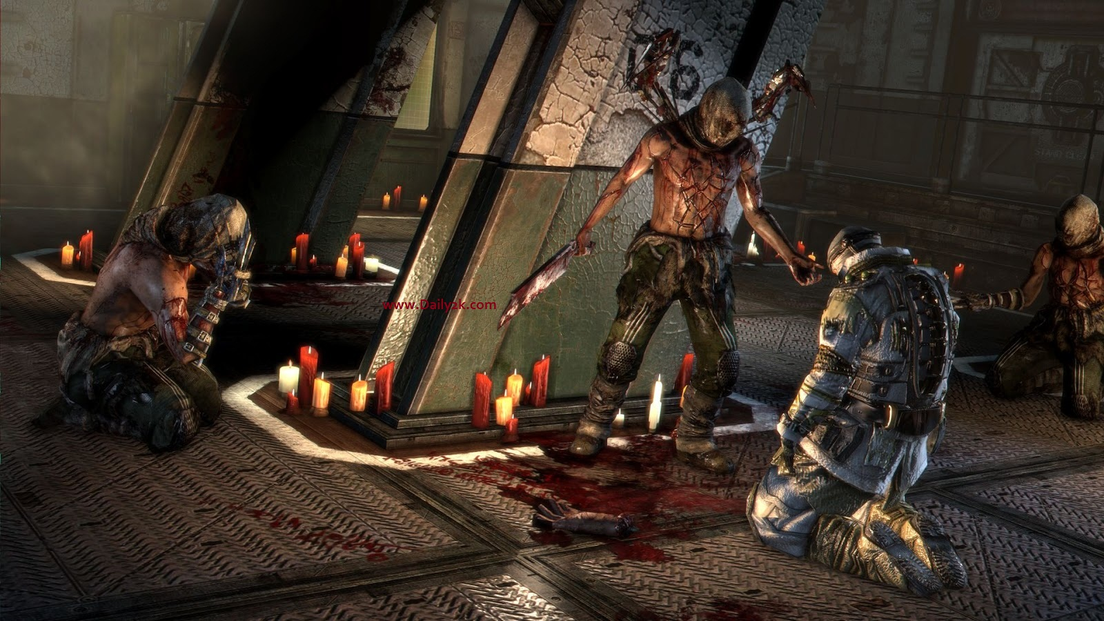 Dead Space 3 Free Download Full PC Version-Daily2k