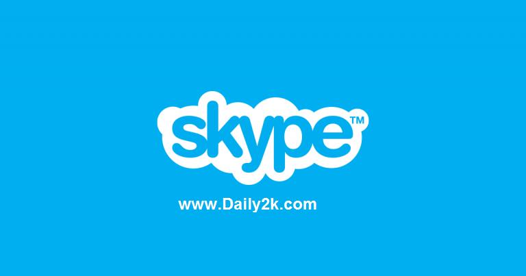 Download Skype v6.33.0.57 APK-Daily2k