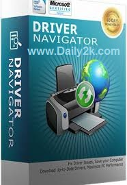Driver Navigator 3.6 License Key With Crack Free -Daily2k