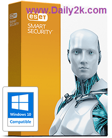 ESET NOD32 Antivirus 9 Serial Key Daily2k