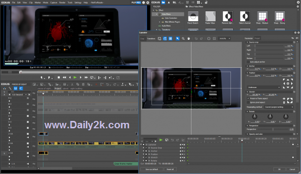 Edius Pro 8 Crack And Serial Keygen Free Full-Daily2k
