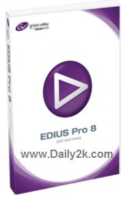 Edius Pro 8 Crack And Serial Keygen Free Full Download 2016 Update-Daily2k