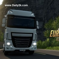 Euro Truck Simulator 2 v1.22.1s Crack And All DLC's Full Download Free