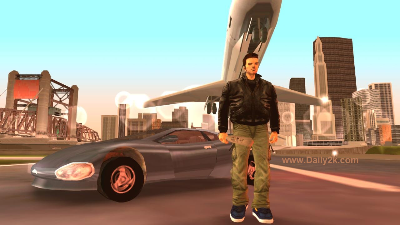 Grand Theft Auto 3 Free Download Full-Daily2k