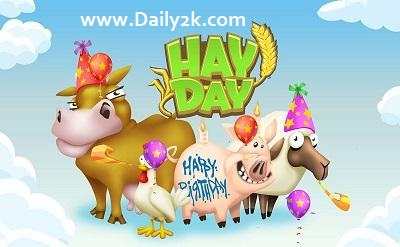 Hay Day APK 1.28.14 Free Download Full -Daily2k