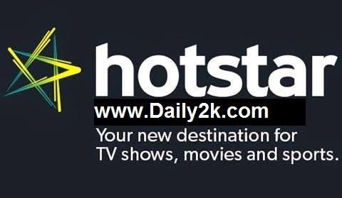 Hotstar Live Tv Movies Cricket-Daily2k