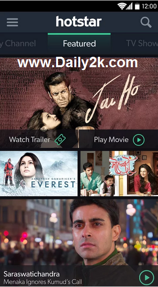 Hotstar Live Tv Movies-Daily2k