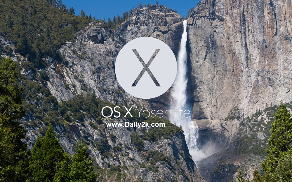Mac OS X 10.10.1 Yosemite Free Here! [Full Version]-Daily2k