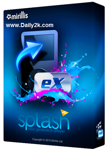 Mirillis Splash Pro 2.0.4 Serial Key Plus Crack -Daily2k