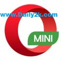 Opera Mini 16.0.2168.1029 APK Latest Version Here Free Download