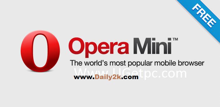 Opera Mini 16.0.2168.1029 APK Daily2k