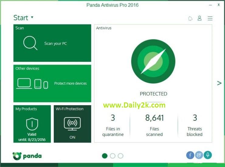 Panda Antivirus Pro 2016 Key Activator Full Download Latest Here!