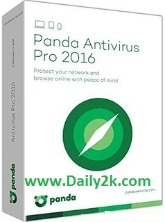 Panda Antivirus Pro 2016 Key Activator Full Download Latest Here!-Daily2k