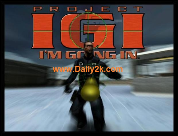 Project IGI 1 Download Full Pc Game Is Free 2016 Latest Version-Daily2k