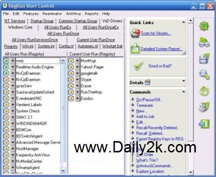 Regrun Security Suit Platinum 6.9.7.99 Keygen Full Free Download HERE!