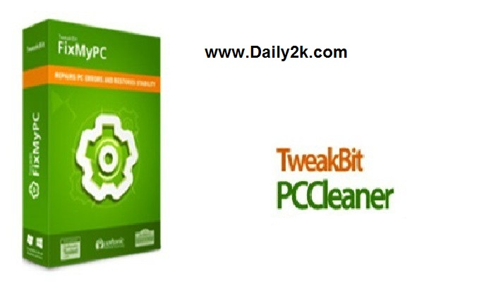 TweakBit FixMyPC 2016 Crack And License Key Daily2k