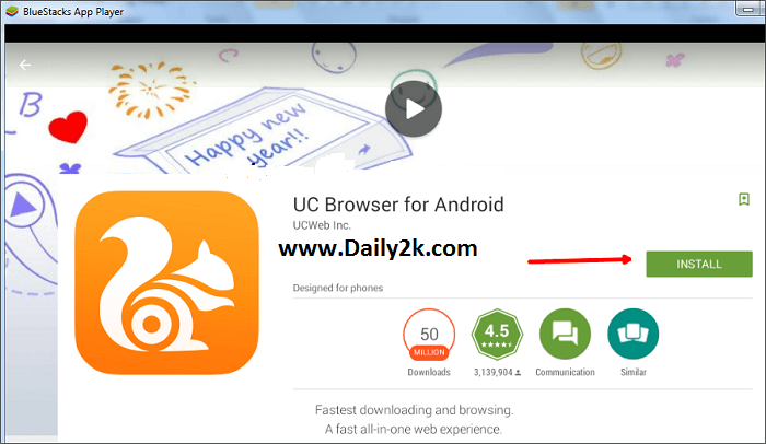 UC Browser Mini 10.7.2 APK Full Version Download Here Free!-Daily2k