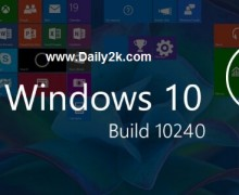 Windows 10 Pro Build 10240 ISO 32-Bit & 64-Bit Product key, Activator Download!