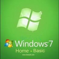 Windows 7 Home Basic ISO 32-Bit & 64-Bit [Free Download Here!]