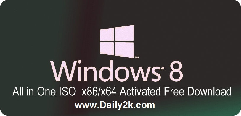 Windows 8 All in One ISO Product Key Plus Key Generator [Free 100% Working]