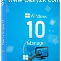 Yamicsoft Windows 10 Manager v1.1.2 Keygen Plus Crack Full Free Download Here !