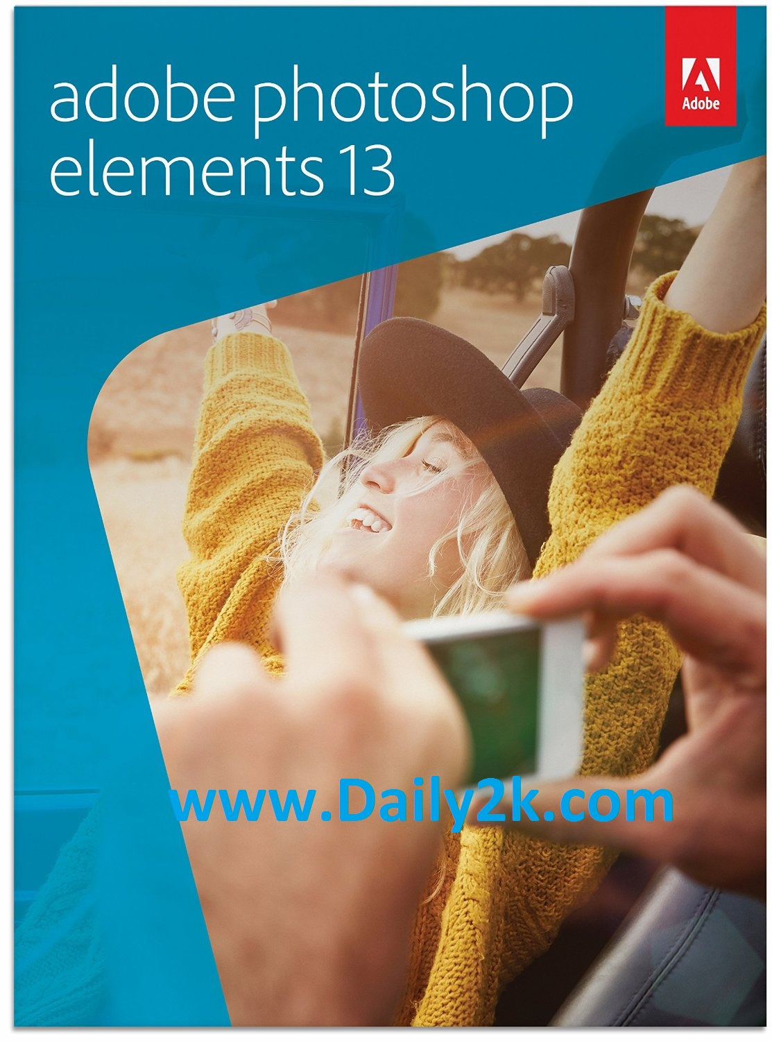Adobe Photoshop Elements 13 Free Download Serial Number-Daily2k
