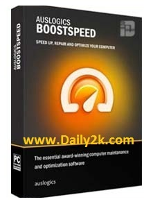 Auslogics BoostSpeed 8.2.1 Serial Key Plus Crack -Daily2k